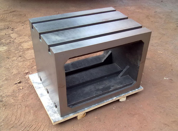 T型槽方箱