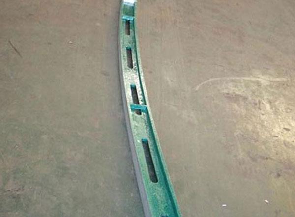 铝合金对弧样板