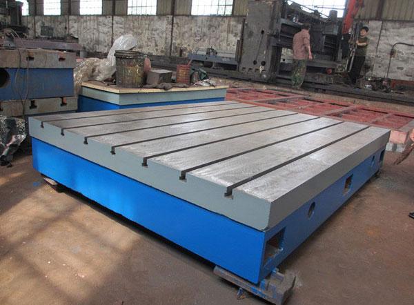 铸铁平板规格参数