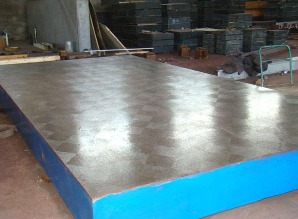 铸铁测量平板