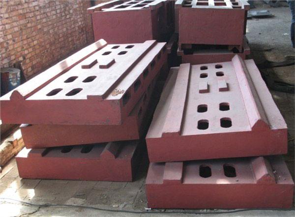 龙门刨床床身铸件